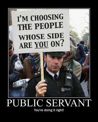 Choosing the people