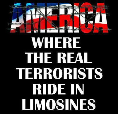real terrorists