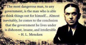 Mencken corruption