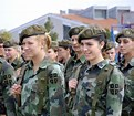 female troops