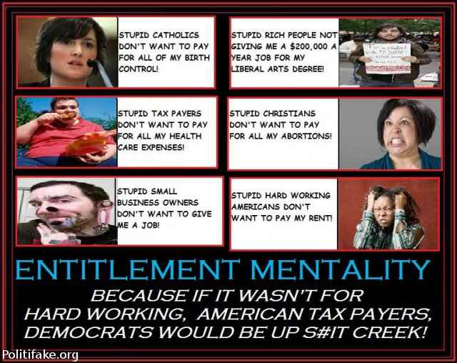 entitlement-mentality-libtards