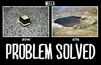mecca solved