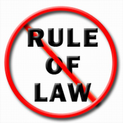 No-Rule-Of-Law