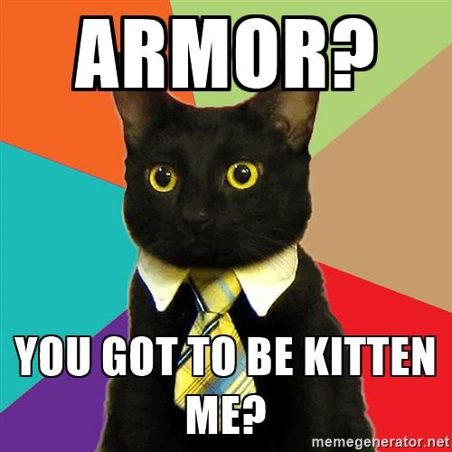 armor cat