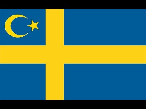 swedish islamic flag
