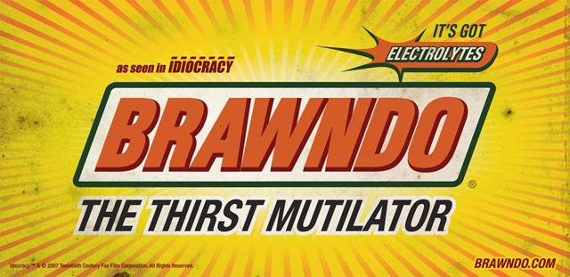 brawndo