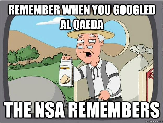 nsa remembers