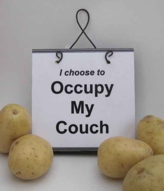 occupy couch