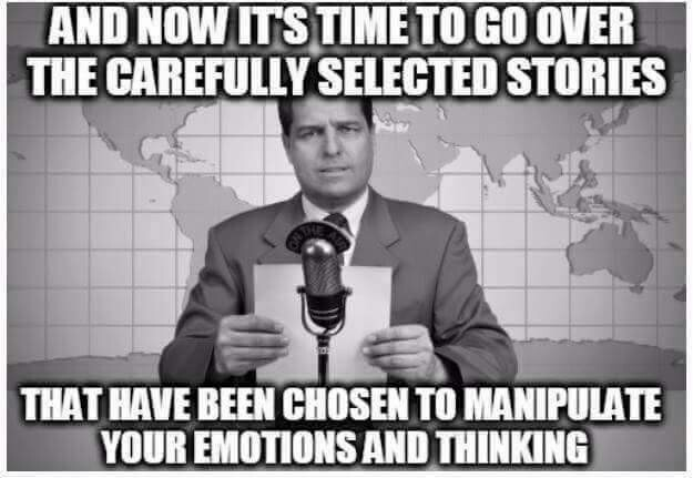 news manipulation