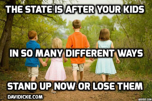 state steals children