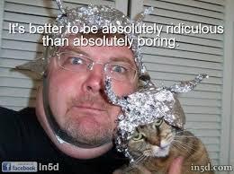 cat tinfoil