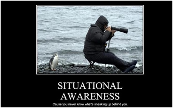 situtional awareness