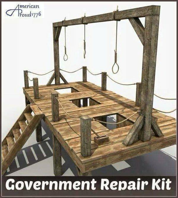 Govt repair kit