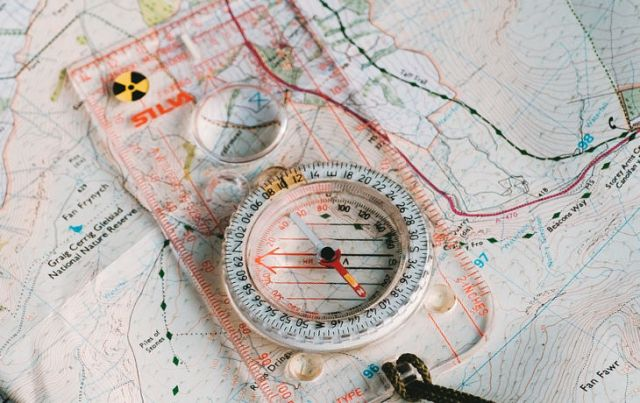 map and compass 2