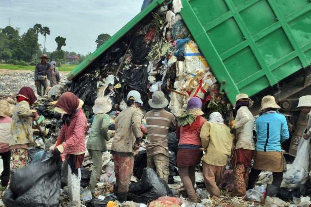 cambodian dump