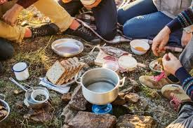 campout cooking